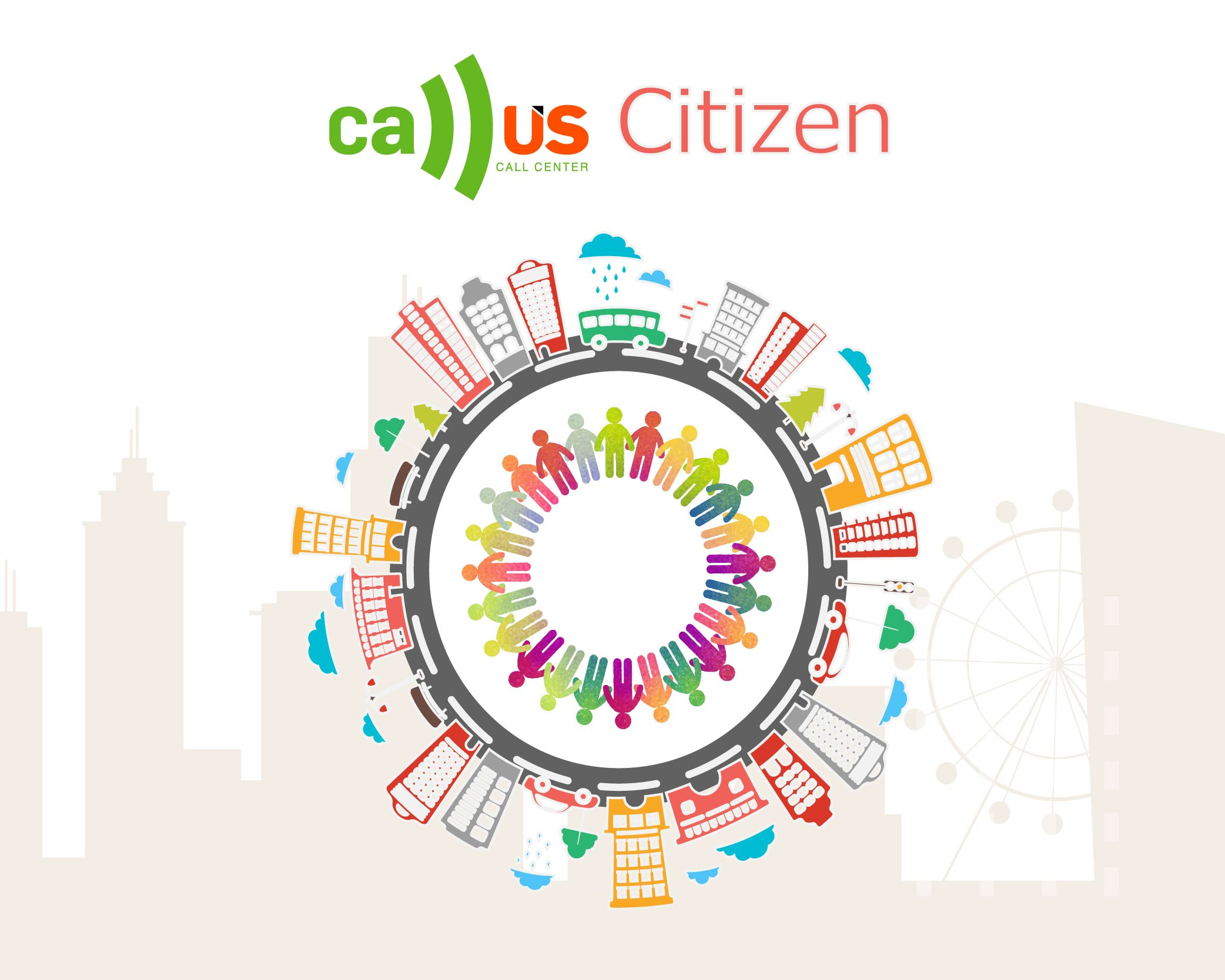 June event – Welcoming CallUS Citizen