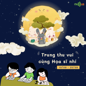 ️HAPPY MID-AUTUMN FESTIVAL WITH LITTLE ARTISTS